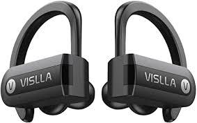 Wireless <b>Earbuds</b>, Vislla <b>5.0 Bluetooth</b> Sport <b>Headphones Stereo</b> ...