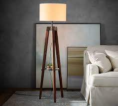 Lighting next Dining Room Scroll To Next Item Next Deal Shop Miles Tripod Floor Lamp Pottery Barn