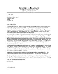 Successful Cover Letter Template Effective Cover Letters