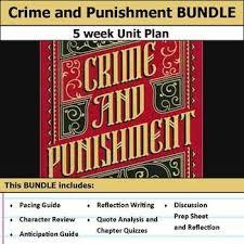 best topic crime punishment images crime crime and punishment unit bundle