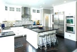 black kitchen countertops kitchen with black kitchen with black and white cabinets white kitchen black as