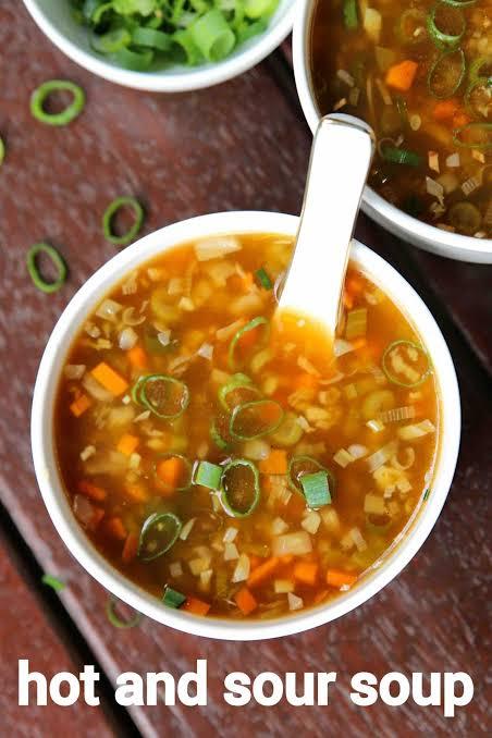 Veg Hot Sour soup