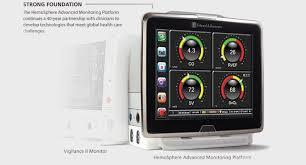 Fda Clears Edwards Advanced Hemodynamic Monitoring Platform