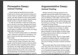 Persuasive Essay Examples For College Students Persuasive Essay Examples High School Examples And Forms