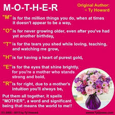 Mothers Day Inspirational Quotes Best Mother Words Of Praise Archives Ty Howard's Untie The Knots Blog
