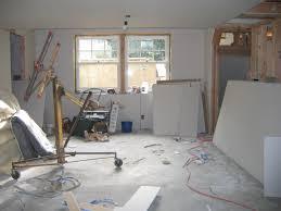 Basement Egress Sheetrocked Our Remodels Weblog - Basement bedroom egress