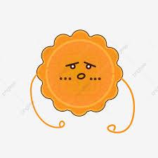 Expression Design Download Mid Autumn Moon Cake Cartoon Expression Design Element Mid