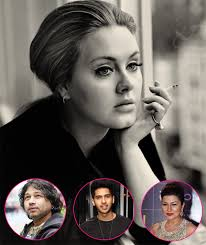 Best Singers Hard Kaur Armaan Mallik Kailash Kher Slam Adele For Suggesting