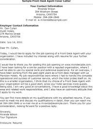 Front Office Manager Cover Letter Best Ideas Of Front Office ...