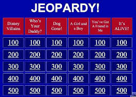 Free Jeopardy Template With Sound Jeopardy Template Blank Download Ppt Maker App Starmail Info