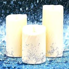luminara candles outdoor candles outdoor candle outdoor candle plastic finish unscented moving flame candle for