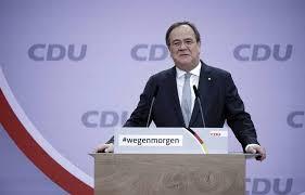 Germany is struggling to contain a third wave of the coronavirus. Allemagne Le Modere Armin Laschet Elu A La Tete De La Cdu Friedrich Merz Rate Encore Le Coche