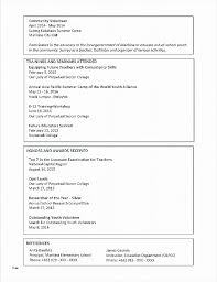 Resume Template For Open Office 19 Open Fice Resume Template ...