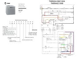 air handler and condenser thermostat wiring diagram heat pump wiring air