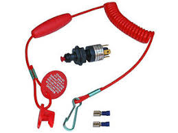 kill switch lanyard parts accessories universal engine safety cut out kill switch w floating lanyard boat jet
