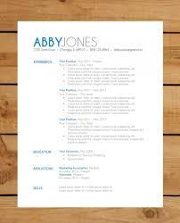 Create Free Resume Templates Contemporary Modern Resume Samples