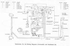circuit car wiring diagram page 42 wiring for 1938 studebaker 6 and commander