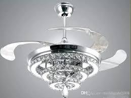 chandeliers fans lights best of crystal chandelier ceiling fan of your dreams