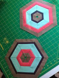 80 best 60 Degree Ruler images on Pinterest | Centerpieces, Fabric ... & A Few Scraps: 60 degrees-playing with a 60 degree ruler Adamdwight.com