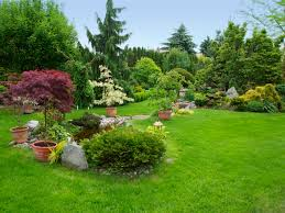 Small Picture Ravishing Garden Design Landscaping Exterior On Backyard