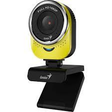 Купить <b>Web</b>-<b>камера Genius QCam 6000</b> Yellow в Москве, цена на ...