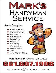 free handyman flyer template handyman flyer template free 28 images handyman flyer self