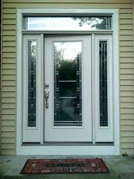 paint for fiberglass door ing how to a entry look like wood therma tru best outdoor