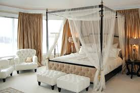 Wall Bed Canopy Bedroom Decoration Twin Canopy Bed Frame Black ...