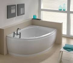 corner bathtubs for two. center stratus right handed offset corner bath with two tap holes 1500 x 100mm white bathtubs for t