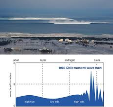 But as they approach shoreline and enter shallower water they slow down and begin to grow in energy and height. Tsunamis As Paleoseismic Indicators Springerlink