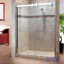 shower design breathtaking custom shower doors glass bathtub frameless double sliding barn door style fixed screen design tags glorious cabinet