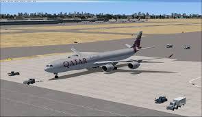 Fsx Otbd Doha International Qatar Flight Simulator