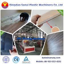 china pvc vinyl flooring spc core vinyl flooring tiles making machinery china spc flooring machine spc floor machine