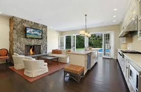 dining room and office. Living Room Beautiful Kitchen Combo Images Ideas And Dining Office