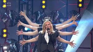 Life after Helsinki 2007 Eurovision ESC 2016 SLOVENIA MANUELLA.