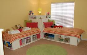 kids twin beds with storage. Exellent Storage Beds Twins Pillows Desk Cabinet Dolls Lamp Windows Toys Rug In Kids Twin Beds With Storage I