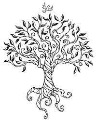 9 Best Tree Drawing Images Coloring Pages Coloring Books Paintings