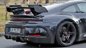 Why the new 2020 porsche 992 gt3 will be naturally aspirated again. Porsche 911 Gt3 Spied On Video Making A Wonderful Sound