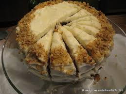 Old Fashioned Carrot Cake Mrs Butterfingersmrs Butterfingers