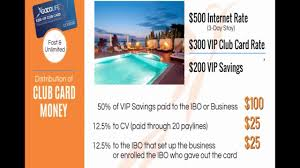 how the good life usa vip club card works