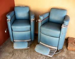 Koken President Barber Chairs I Am Selling My Vintage Circa 1960