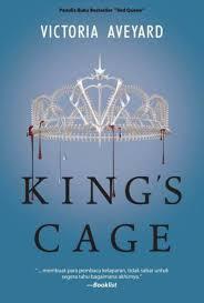 red queen book cover red queen 3 kings cage bukubukularis toko buku line of red queen