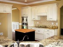 Beautiful ... Distressed Kitchen Cabinets Ideas ...