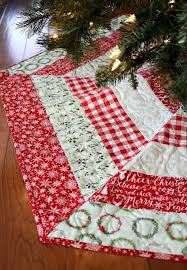 Christmas Tree Skirt Pattern Gorgeous Holly Jolly Christmas Tree Skirt Pattern PDF Version A Bright Corner