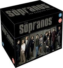 The Sopranos The Complete Collection Blu ray Zavvi