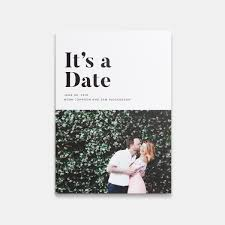 Save The Date For Wedding Its A Date Photo Card