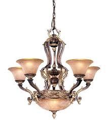 7 light chandelier metropolitan mariner metropolitan 7 light chandelier in bronze w gold accents dsi 7 7 light chandelier