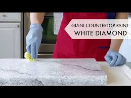 Giani Countertop Paint Color Chart White Diamond Kit Application Tips Giani Countertop Paint