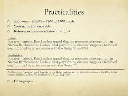 tragedy week essay writing practicalities words  2 practicalities