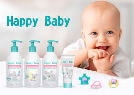 Happy Baby – щадящий уход за кожей малышей - Продукт года